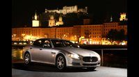 2006 Maserati Quattroporte, Front Right Quarter View, exterior, manufacturer