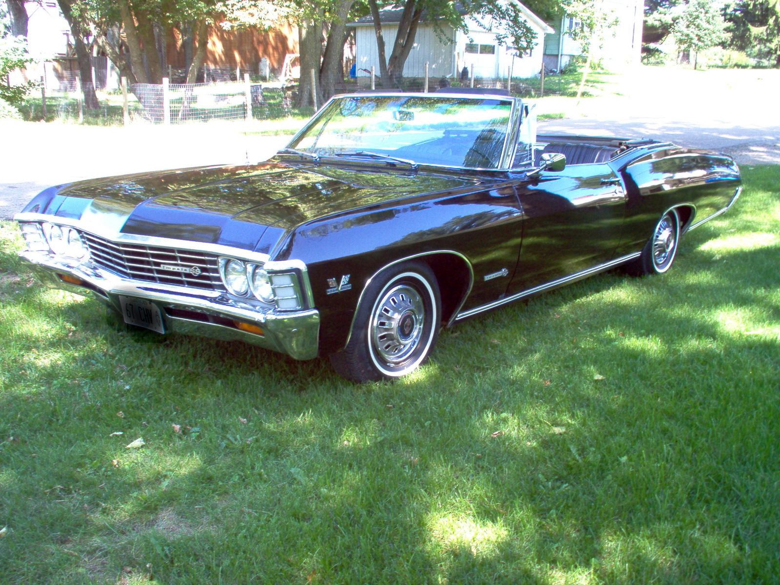 1967 Chevrolet Impala Pictures Cargurus