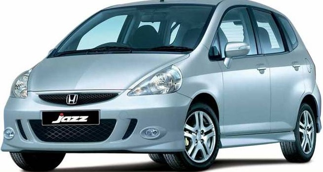 Picture of 2003 Honda Jazz, exterior