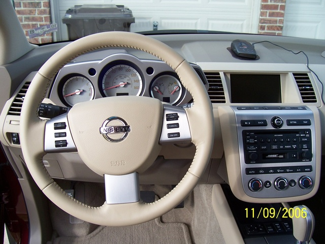 Picture Of 2007 Nissan Murano SE AWD, Interior, Gallery_worthy Gallery