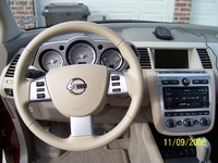 Picture of 2007 Nissan Murano SE AWD, interior