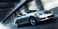 2009 Lexus GS 350, Front Right Quarter View, exterior, manufacturer