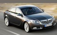 2009 Opel Insignia, Front Right Quarter View, exterior, manufacturer