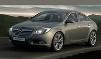 2009 Opel Insignia, Front Left Quarter View, exterior, manufacturer