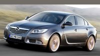 2009 Opel Insignia Picture Gallery