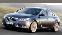 2009 Opel Insignia Overview