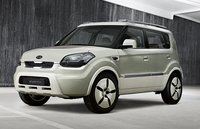 2010 Kia Soul, Front Left Quarter View, exterior, manufacturer, gallery_worthy