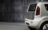 2010 Kia Soul, Back Right Side View, manufacturer, exterior