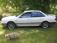 1993 Mitsubishi Magna Overview