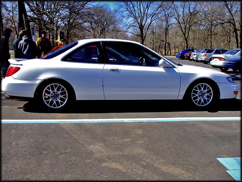 1997 Acura CL - Pictures - 1997 Acura CL 2 Dr 3.0 Premium ...