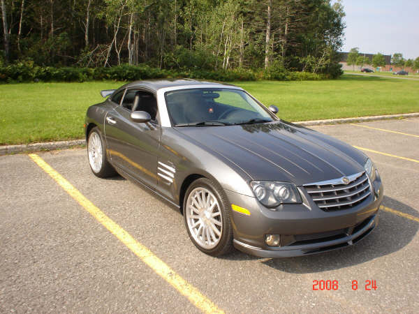2005 chrysler crossfire srt 6 overview cargurus. Cars Review. Best American Auto & Cars Review