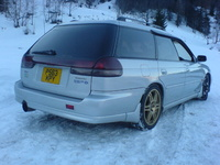 Picture of 1996 Subaru Legacy 4 Dr GT AWD Wagon, exterior
