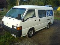 1998 Mitsubishi Delica Overview