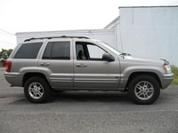 2001 Jeep Grand Cherokee Limited 4WD picture, exterior