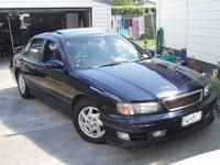 1996 Nissan Cefiro Overview