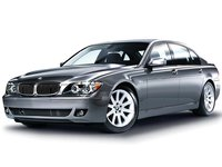 2008 BMW 7 Series Picture Gallery