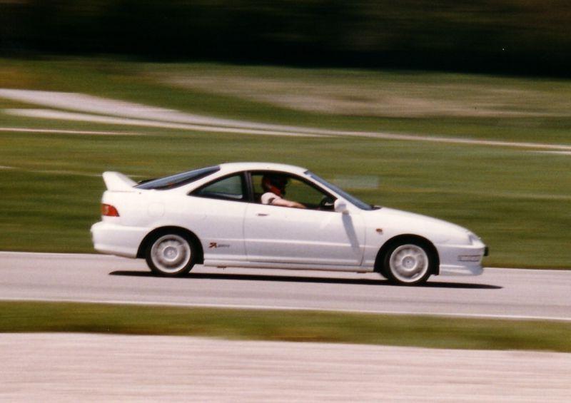1999 Acura Integra Overview
