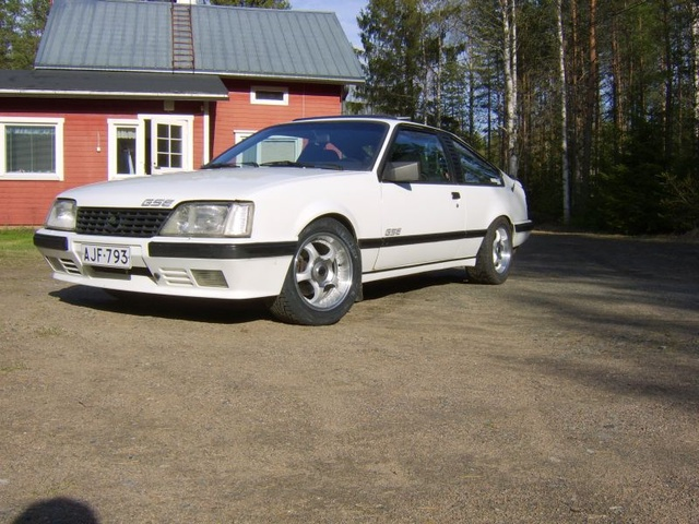 Picture of 1984 Opel Monza, exterior, gallery_worthy
