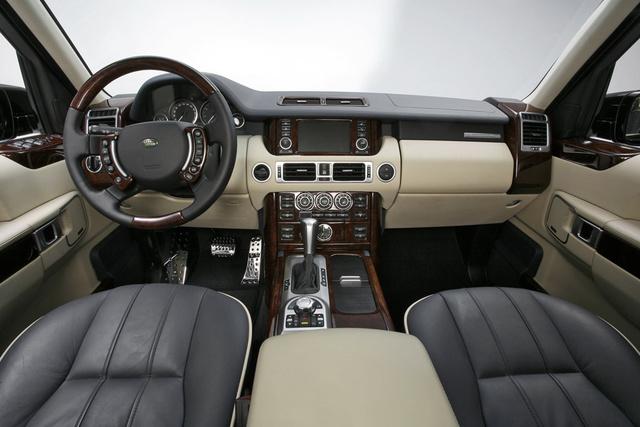Land Rover Range Rover Interior >> 2008 Land Rover Range Rover Interior Pictures Cargurus