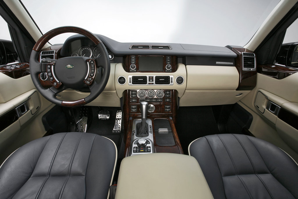 2008 land rover range rover interior pictures cargurus for Interior range rover