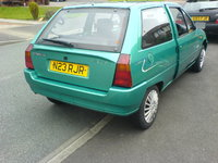 Picture of 1996 Citroen AX, exterior, gallery_worthy