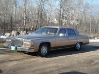 Picture of 1981 Cadillac DeVille, exterior