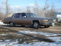 1981 Cadillac DeVille Picture Gallery