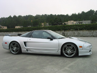 1992 Acura NSX Overview