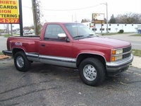 Picture of 1991 Chevrolet C/K 1500 Reg. Cab Sportside 4WD, exterior