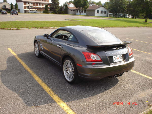 2005 Chrysler Crossfire SRT6  Pictures  CarGurus