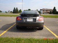 Picture of 2005 Chrysler Crossfire SRT-6 2 Dr Coupe, exterior