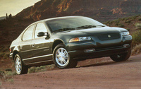 2000 Chrysler Cirrus 4 Dr LXi Sedan picture, exterior