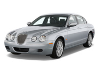2008 Jaguar S-Type Picture Gallery