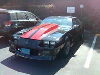 1985 Chevrolet Camaro picture, exterior