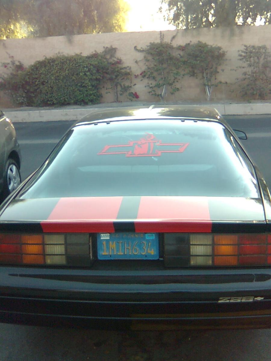 Picture of 1985 Chevrolet Camaro, exterior
