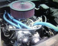 Picture of 1985 Chevrolet Camaro, engine