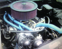 1985 Chevrolet Camaro picture, engine