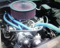1985 Chevrolet Camaro picture, engine