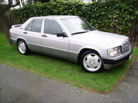 Picture of 1990 Mercedes-Benz 190-Class E 2.6 Sedan, exterior