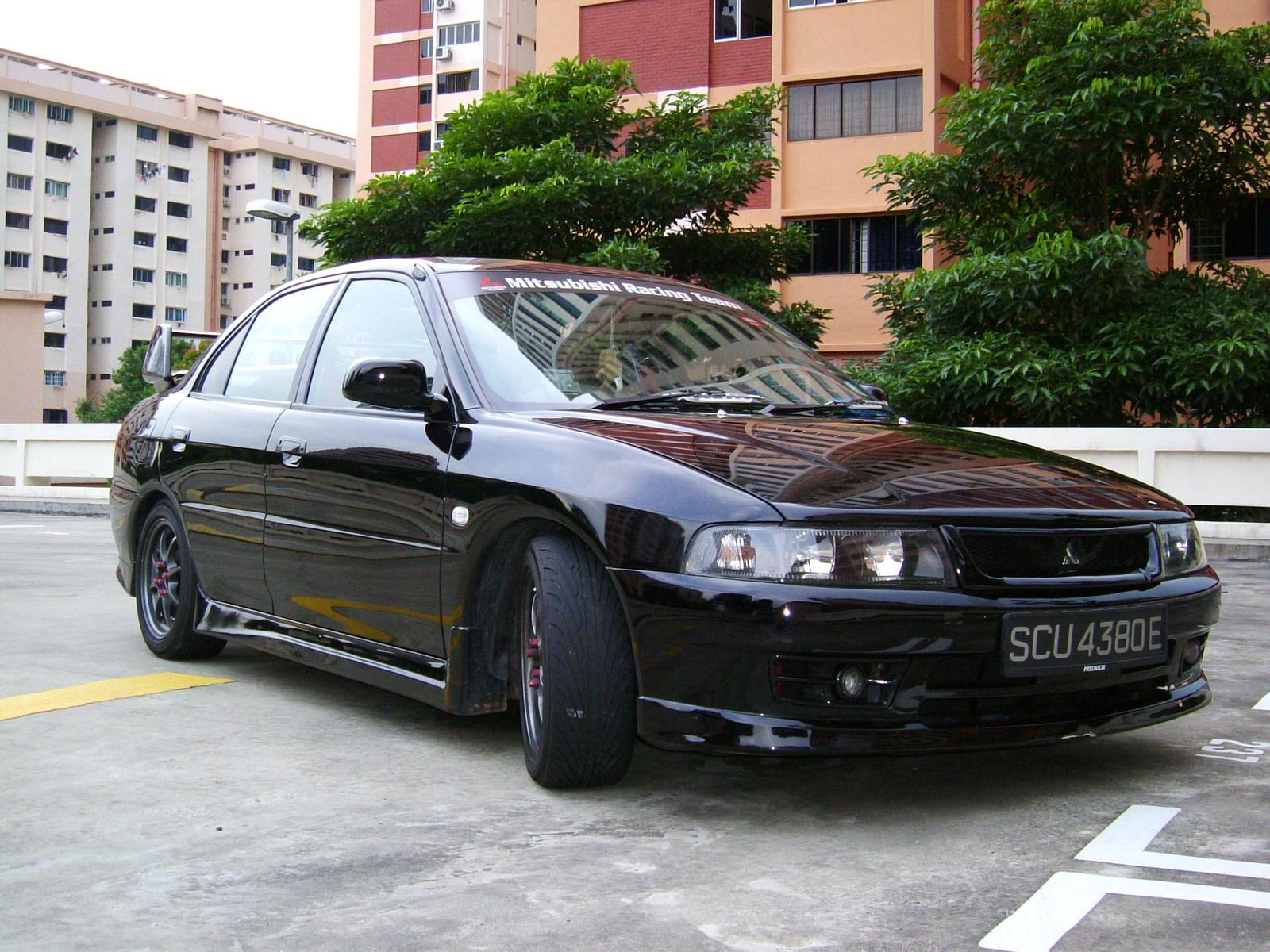 2002 Mitsubishi Lancer picture