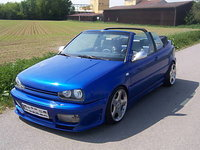 Picture of 1997 Volkswagen Cabrio 2 Dr STD Convertible, exterior, gallery_worthy