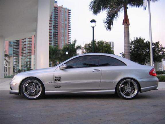 Mercedes benz clk amg for Mercedes benz clk 2006