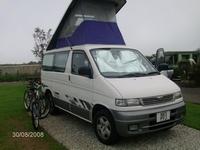 1996 Mazda Bongo Overview