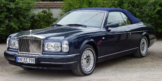 Picture of 2001 Rolls-Royce Corniche Turbo Convertible