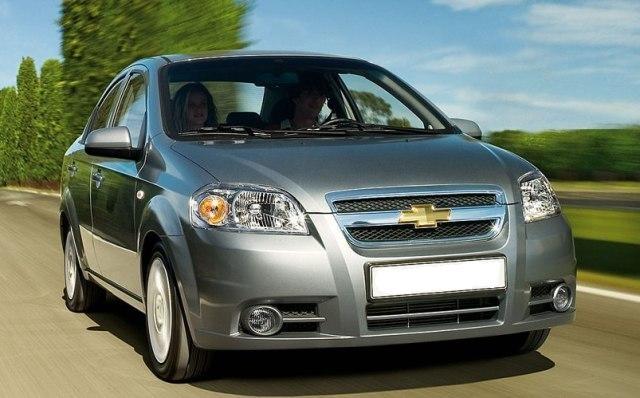2009 Chevrolet Aveo Overview Cargurus