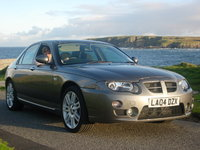2004 MG ZT Picture Gallery