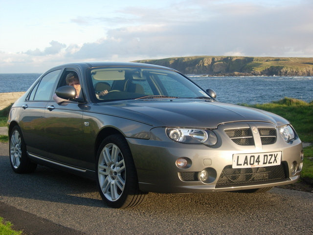 Picture of 2004 MG ZT