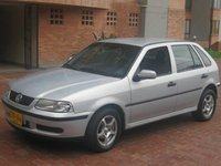 Picture of 2001 Volkswagen Gol, exterior, gallery_worthy