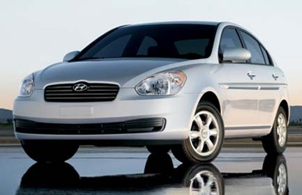 Picture of 2007 Hyundai Accent