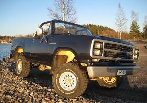 1980 Dodge Ramcharger Overview Cargurus